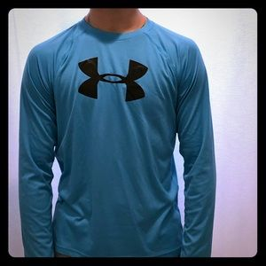 Under Armour Heat Gear TShirt - Turquoise
